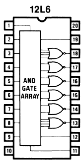 12L6 Programmable Array Logic